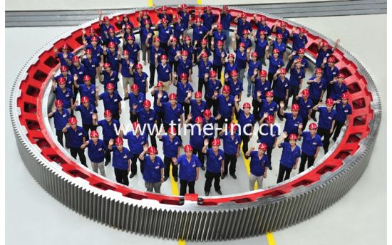 Precision Customized Transmission Gear Helical Gear for Various Machinery
