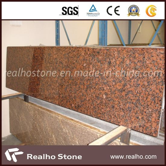 Carman Red Granite Countertop for Kitchen (RHCA-028)
