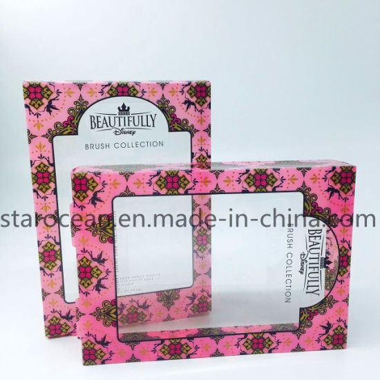 Folding Box Transparent Clear Box for PVC/Pet Box