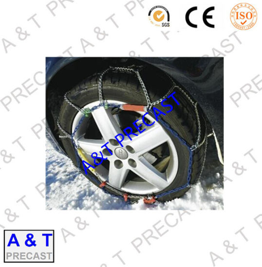 Hot Sale Truck Snow Tire Chain pictures & photos
