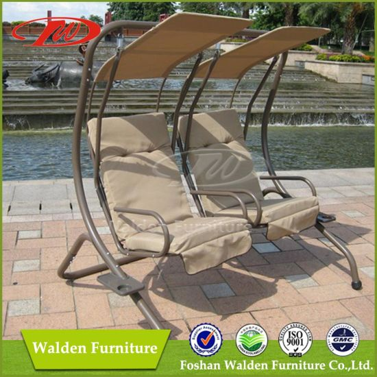 China Outdoor Double Swing Set Dh 602 China Swing Chair Java Swing