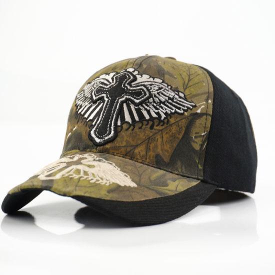 Custom Promotional Fashion Baseball Cap with Embroidery Logo