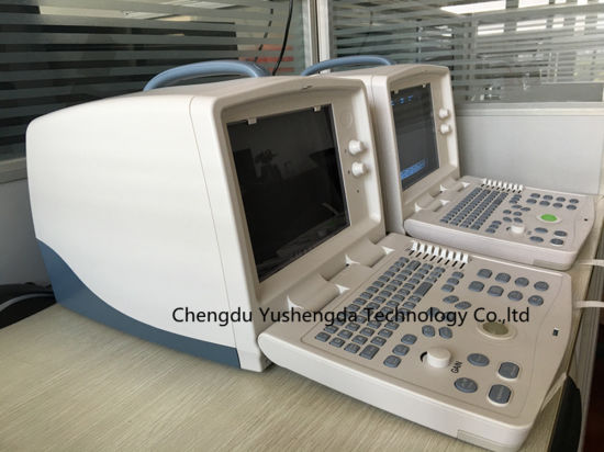 Cheapest Portable B/W Full Digital Ultrasound Scanner with PC pictures & photos