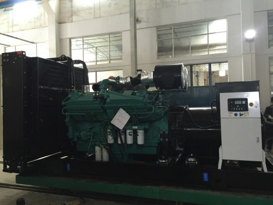 560kVA Standby Power Cummins Industrial Diesel Generator pictures & photos