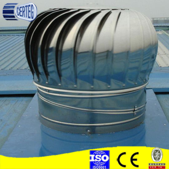 600mm spheroidal wind cap stainless steel pictures & photos