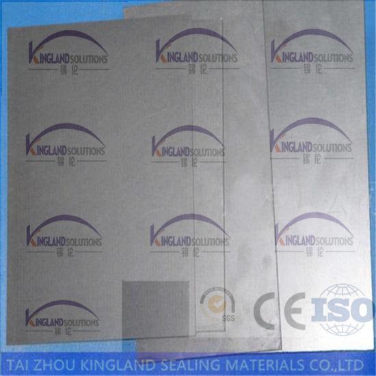 KL1002 Reinforced Compressed Graphite Gasket Sheet