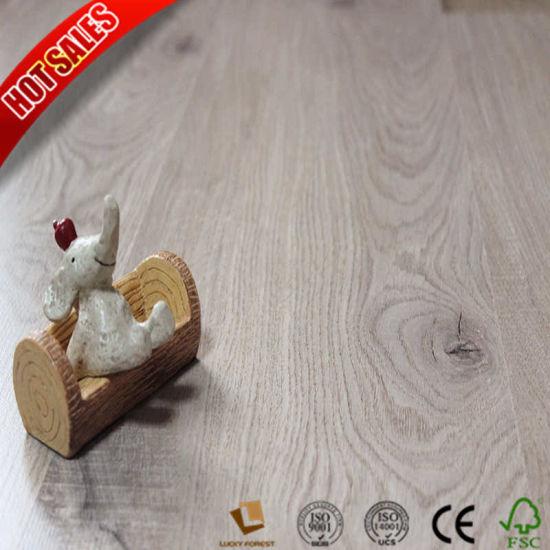 China Unfinished Australia Teak Super High Gloss Laminate Flooring