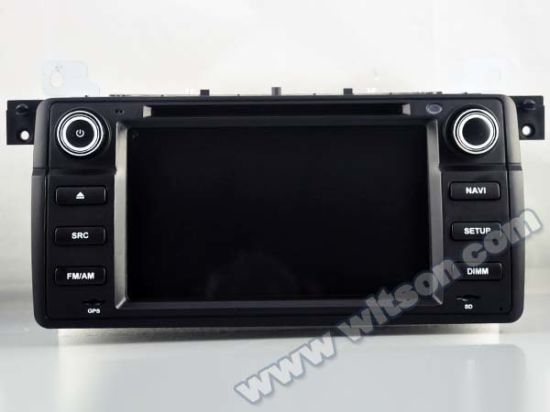 Witson Android 5.1 Car DVD GPS for BMW E46 1998-2006 with Chipset 1080P 16g ROM WiFi 3G Internet DVR Support (A5766) pictures & photos