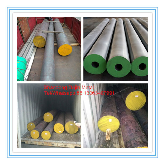 Sehr C45 S45c 42CrMo4 4140 Forged Alloy Steel Bar Qt - China Forged MF26