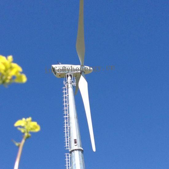 20kw 30kw 50kw 60kw Variable Pitch Blades Wind Turbine Generator