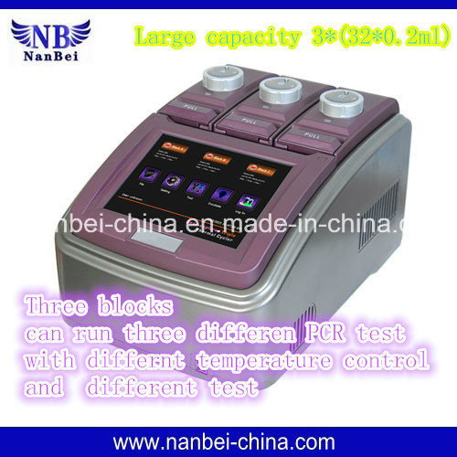 48*0.2ml Thermal Cycler PCR Machine with USB Interface pictures & photos