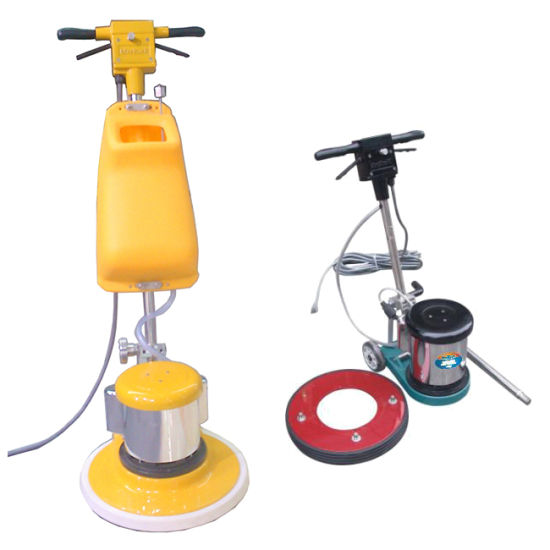 China 17 10 Floor Stairs Cleaning Machine For Marble
