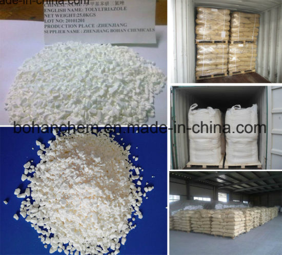 Tolyltriazole (TTA) Granule or Powder Factory Direct Sales pictures & photos