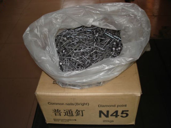 Professional Supplier Iron Common Nail pictures & photos