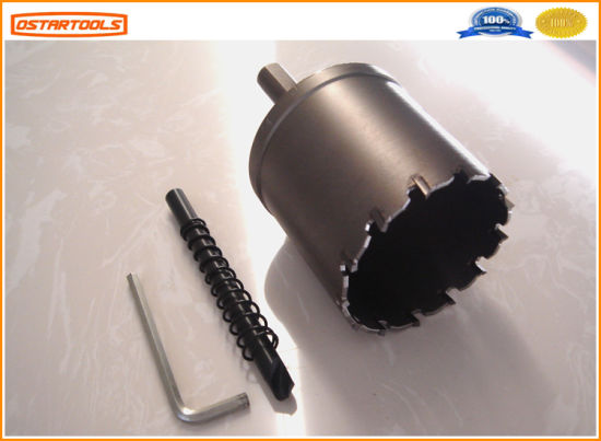Bi Metal Hole Saw Hole Cutter with Carbide Tip pictures & photos