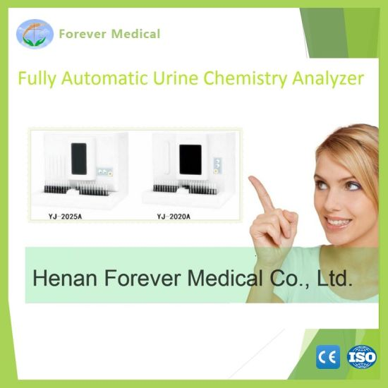 Full- Auto Laboratory Urine Analyzer Used in Basic Medical Service pictures & photos