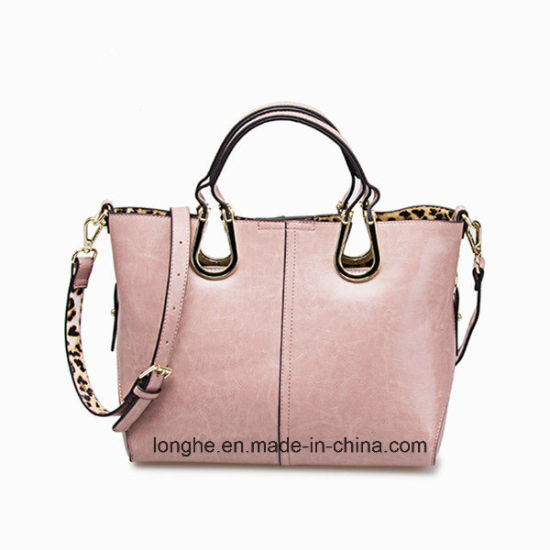 New Design British Style PU Leather Handbags (ZX10224) pictures & photos