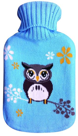 Lovely Owl Design Knitted Cover pictures & photos