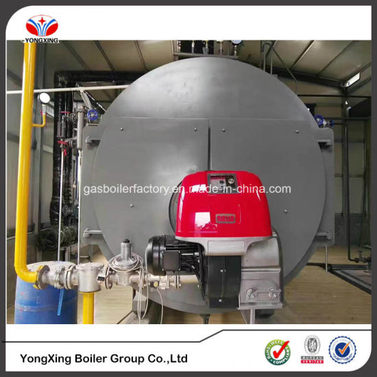 China Quick Steam Generation Low Nox Emission 3 Pass Gas Fired Steam ...