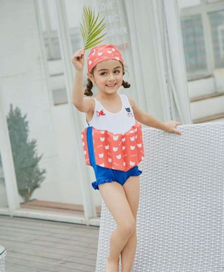 c55b4cc22d New Style Buoyancy Swimwear for Kid′s UV50+ Swimsuits for Kids pictures    photos