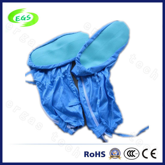 Non Woven Disposable ESD Antistatic Safety Shoes Cover (EGS-001)