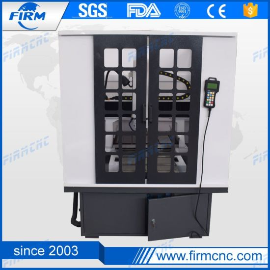 FM4040 Desktop Mould CNC Milling Machine pictures & photos