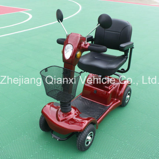 Outdoor Elderly Electric Mobility Four Wheel Vehicle St098 pictures & photos