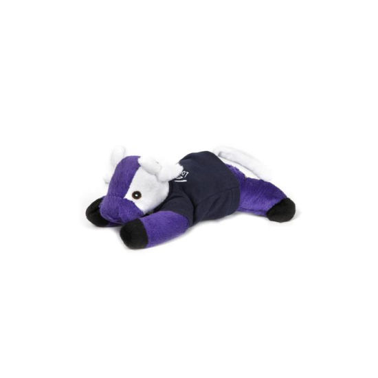 China Purple Cow Stuffed Toy Promotion Toys With T Shirt China