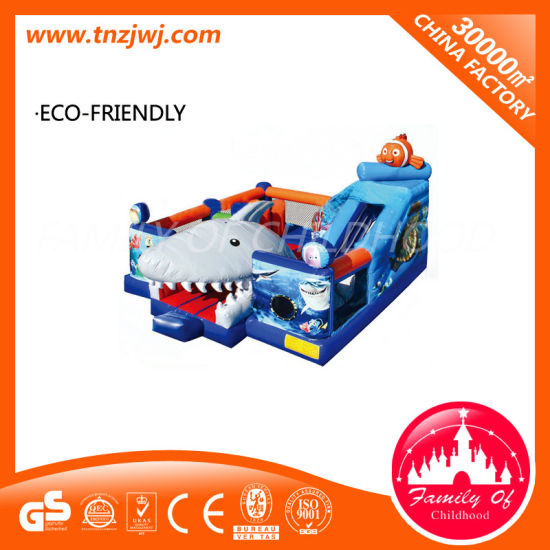 Children Inflatable Trampoline Inflatable Toys for Playground pictures & photos