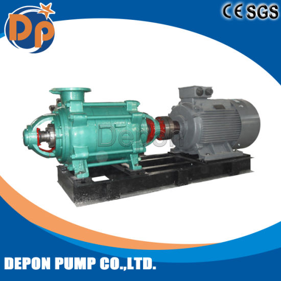 Horizontal Type Multistage Fire Fighting Pump pictures & photos