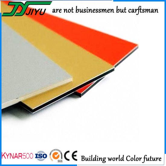 Advertising Panel Aluminum Composite Material for Shop Decorative