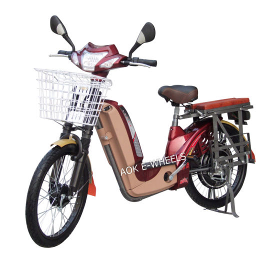 China 200W~450W Electric Bike/Scooter, Electric Moped, Electric ...