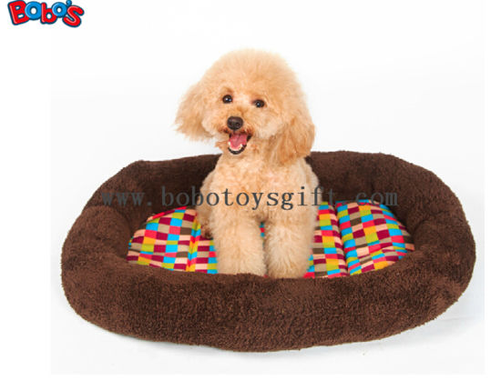 Soft Plush Yellow Duck Pet Bed Dog Cat Mat in Big Size Bosw1101/60 Cm pictures & photos
