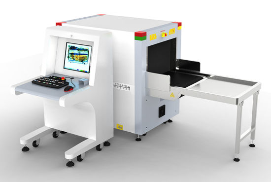 X Ray Baggage Scanner Security Machine - Cheapest Factory Price
