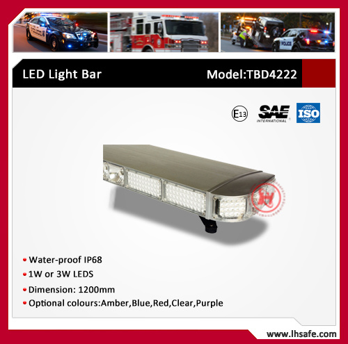 LED Strobe Warning Light Bar (TBD4500) pictures & photos