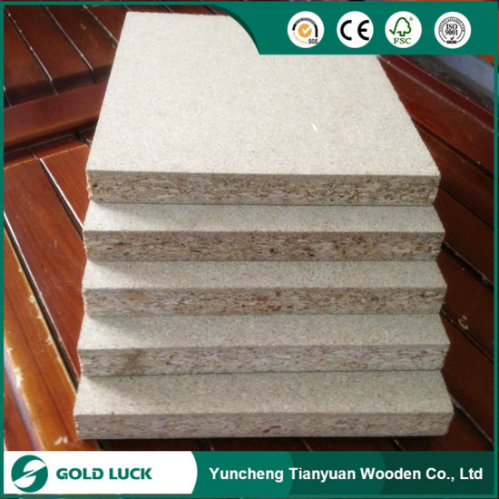Moderate Price Chipboard Flakeboard Particleboard For Decoration/Furniture