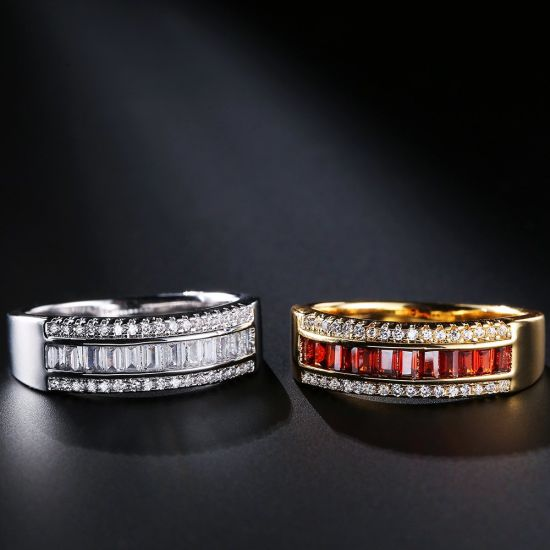 New Designs Women Fashion imitation Jewelry Finger Ring pictures & photos