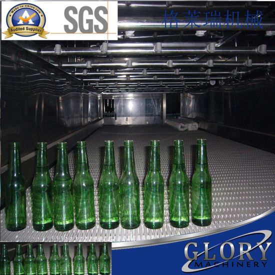 Automatic Plastic Bottle Washer for Filling Line pictures & photos