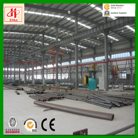 Heavy Industrial Modern Steel Prefabricated Warehouse pictures & photos