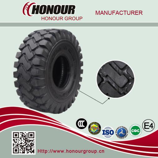 E3 L3 Pattern Bias Loader OTR Tyre (23.5-25 20.5-25 26.5-25 17.5-25)