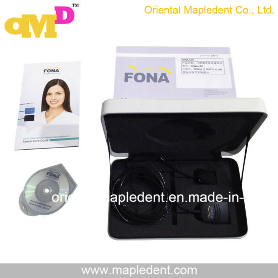 Digital Dental Fona Rvg X Ray Sensor (CDR USB REMOTE HS)