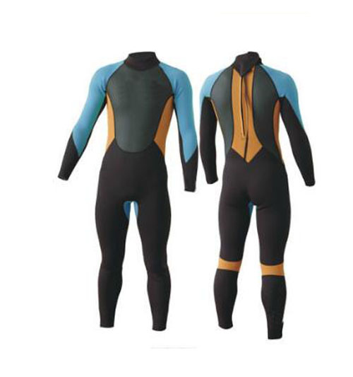Ice UV Protection and Warmth Neoprene Men's Wetsuit
