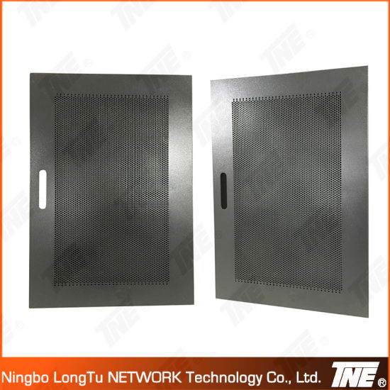 Merveilleux Single Mesh (Perforated) Door For Network Cabinet