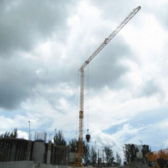 Best Quality Construction Equipment Qtk Model Tower Crane with SGS pictures & photos