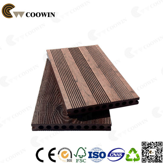 Building Material Composite Decking WPC pictures & photos