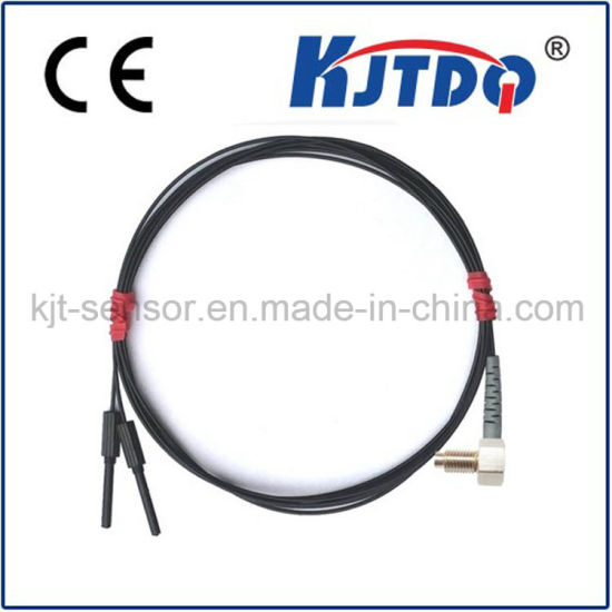 M6 Head Fiber Optical Sensor Used for Amplifier pictures & photos