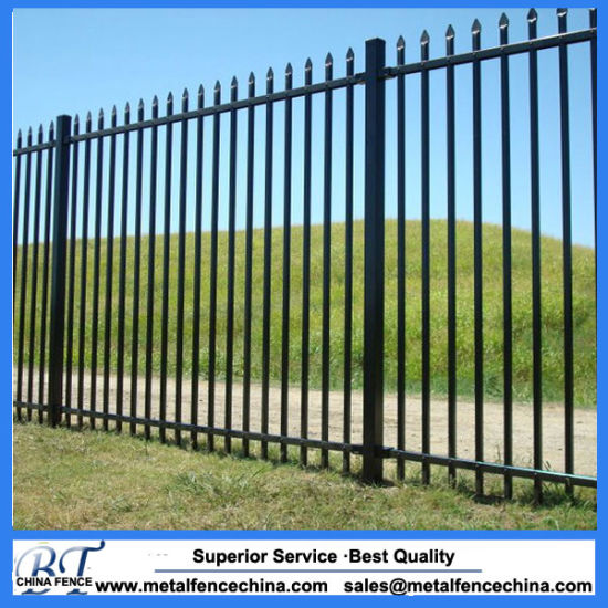 Residential Iron Metal Fence Panels