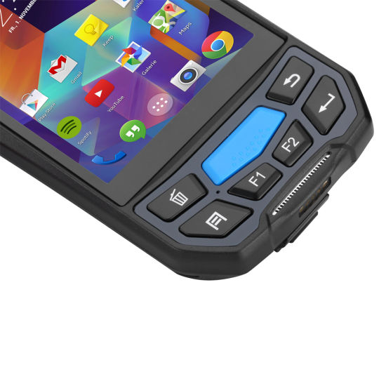 China Android PDA Bar Code Reader for Handheld RFID Writer