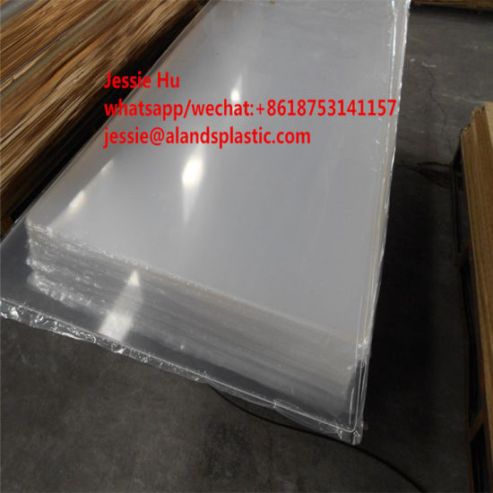 1500*2100mm Size Clear Transparent PMMA Perspec Sheet Acrylic Sheet pictures & photos