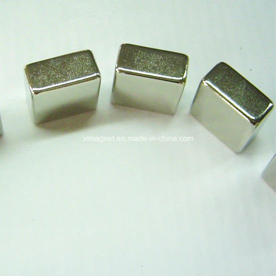 10mm Thick Square Super Strong Magnet for Medical Treatment pictures & photos